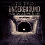 Etai Tarazi - Underground 2013