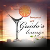 Guido's Lounge Cafe Broadcast#026 Sexy Rhythms (20120831)