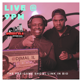 DO BLACK MEN CHEAT MORE THAN EVERYONE? : THE PRE-GAME SHOW Season 3 Episode 1 ON WRNU RUTGERS RADIO