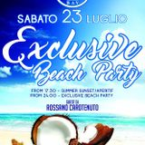 Rossano Carotenuto Live @ Tuscany Bay 23 07 2016
