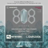 @DJMATTRICHARDS | @808events Boxing Day Promo Mix (26.12.2018) | Tickets Via Skiddle