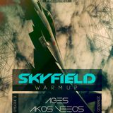 Art Style: Techno | Airsound & Friends Presents : Skyfield Warmup [Part 3] - Miss Groove