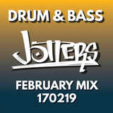 Jotters February 2019 mix - drum and bass