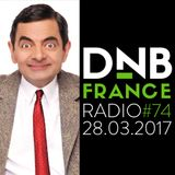 DnB France radio 074 - 28/03/2017 - Hosted by Cassei & Eimbee