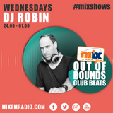 DJ ROBIN - OUT OF BOUNDS CLUB BEATS #FEB90