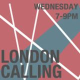 Guest show for London Calling - 2RRR : May 2015