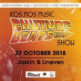 Jaskin & Uneven - Phuture Beats Show @ Bassdrive.com 27.10.18