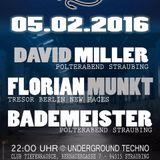 05.02.2016 POLTERABEND, Club Tiefenrausch Straubing