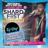 SHARD FEST PROMO MIX R&B HIP HOP AND DANCEHALL Mixed By DJ STEF