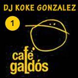 DJ Koke González @ Café Galdós (Despedida) 24-01-15