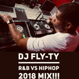 R&B vs HipHop 2018 Mix!!!