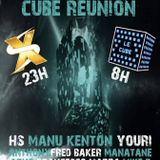 mAnAtAnE MIX CUBE Reunion XS CLUB 2018 Ghettomania Dj RETRO TECHNO