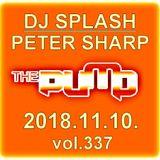 Dj Splash (Peter Sharp) - Pump WEEKEND 2018.11.10 - JACKIN' HOUSE SESSION