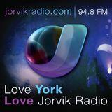 Jorvik Radio - Mental Health Podcast with Rosalie Harrison from The Retreat in York