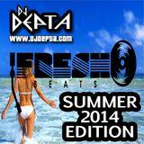 FRESH BEATS (Summer 2014 Edition)