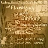 JahMonk - 10 Years of SCM w. BlackSunEmpire ''WARM UP SET ''  on PHEVER.ie Radio (12-oct-17)