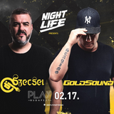 2018.02.17. - Szecsei b2b GoldSound - NIGHTLIFE - Club PLAY, Budapest - Saturday