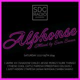 SDC Radio - Sam Swan - Alphonse Mix (05/07/2014)