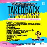 Take It Back - Old School Rave - 24th Aug '18 - PROMO MIX