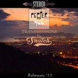 Transmissions @ Pepper 96.6 (February '17) by DJ Snatch