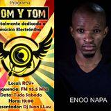 Som y Tom Radio Show - 451 - Enoo Napa live@ Mandorasindahouse