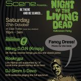 DJ Simm @ Scene 'Night Of The Living Dead'