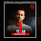 Selective Styles Vol.53 - 1 Year Anniversary ft Kid Fonque, Jullian Gomes & Themba Lunacy Mixes
