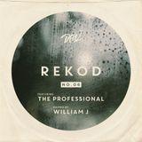 REKOD #06 - The Professional (YS/Potatoheadz, Singapore) - Hosted by William J