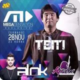 Teiti - Mega Sensation Exclusive - Uberaba - MG 28/11/2015