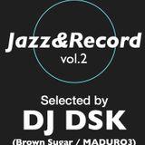 Jazz&Record vol.2