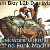 Adam Bloy & Dan Lytollis - Techno Funk Machine (Musicworx Vol 2)