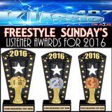 Freestyle Sunday's on K-lassic407 EP 34 Dj Larry Vee, LA Amazing Nena and DJ Flash Dec 11, 2016