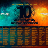 Afterhours FM 10 Year Anniversary Massive Celebration - Daniel Kandi 2 hour Guestmix