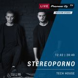 Stereoporno - Live @ Pioneer DJ TV