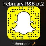R&B February pt2 - @djintheorious
