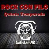 Rock con Filo programa transmitido el día 24 de abril 2018 por Radio FARO 90.1 FM