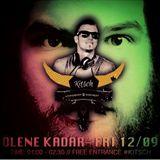 Bois Le Duc @ Olene Kadar is KITSCH, Kitsch Livingroom & Basement Tilburg 12-09-2014