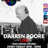 Darren Poore 1st March ELEV8tRADIO.NET