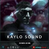 Kaylo Sound - Elektrona Radio Show Bs.As Techno Sessions Podcast #009