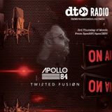 Twisted Fusion Show with Apollo 84 + Vibe Killers Guest Mix