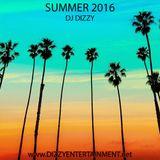 DJ Dizzy - Summer 2016
