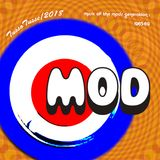 """Tusso Tusse: """"MOD""""-2018 (music of the mods generation: 1965-69)"""