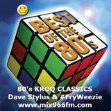 Friday Feel Good Quick Mix ~ 80's KROQ Flash Backs *** FREE DOWNLOAD ***