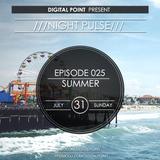 Digital Point - Night Pulse - Episode 025 [July 2016]