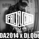 Best DJ's vol.2 x Dj.Falcon1 x Dj.Qbert x IDA2014 02.12.2014r