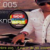 SPACE - DJ GUEST 005 Cuauhtekno - 25Sep2015