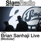 Slam - Slam Radio 283 guest Brian Sanhaji - 01-Mar-2018