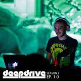 Deepdrive - Season 2 - EP. 1.0 - Dario Maffia (LIEKIT) Session