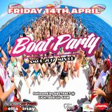 Amor Boat Party Easter 2017 mix by Mr Fresh Official