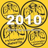 Monkey Beats best of 2010 - Mixed by Liam Broad